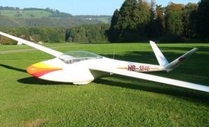 Glasflügel H-101 Salto